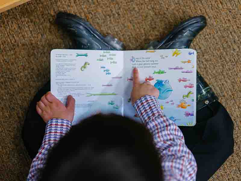 Inculcate Reading In Your Kids