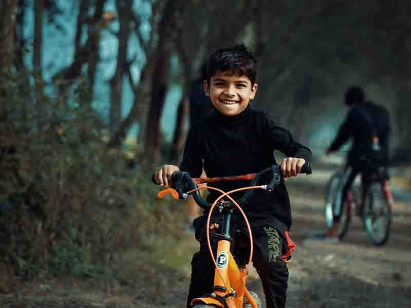 Cycle Rides For Kids