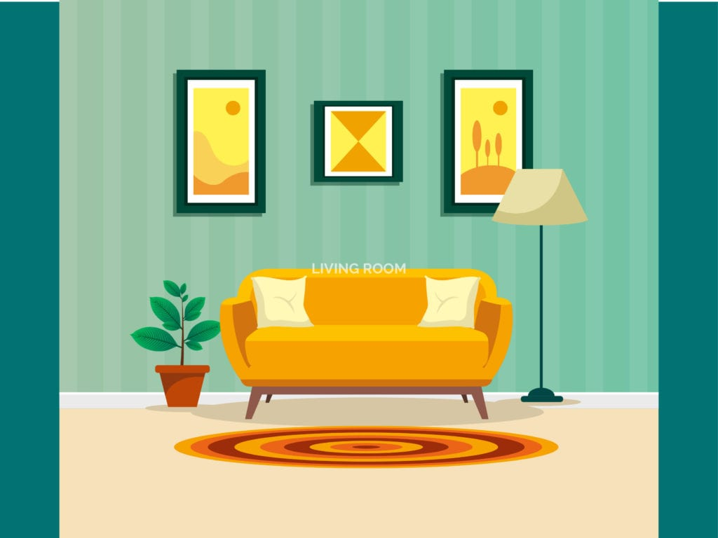 Change The Decor To Bring Freshness To Your Room