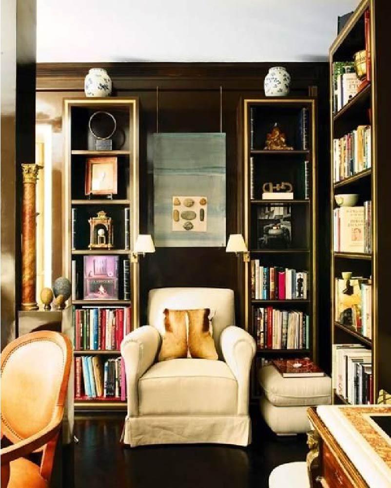Bookshelf - A Popular Home Decor Ideas For Living Room