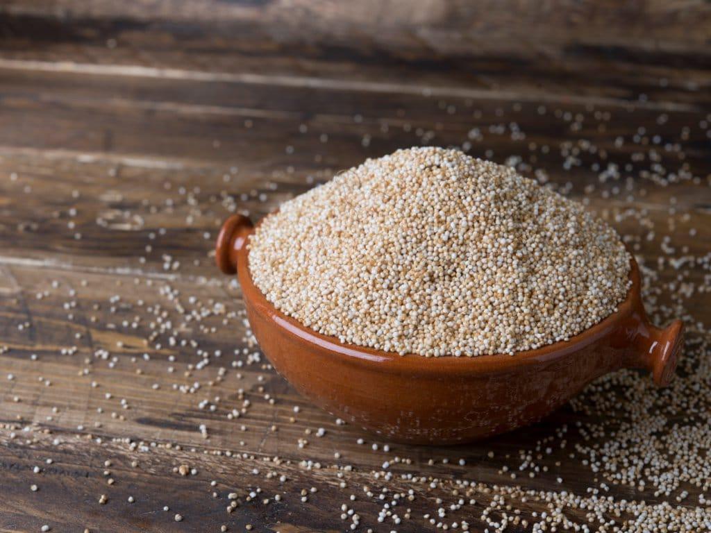 Amarnath - A Calcium Food Source