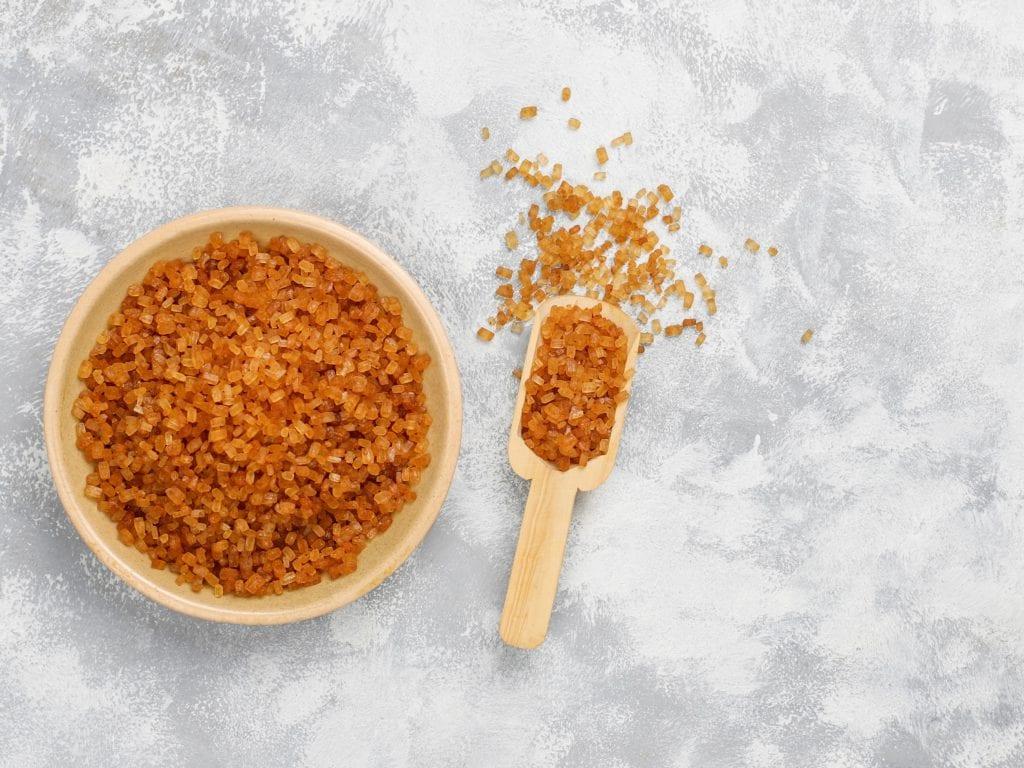 Brown Sugar And Olive Oil Foot Scrub Recipe