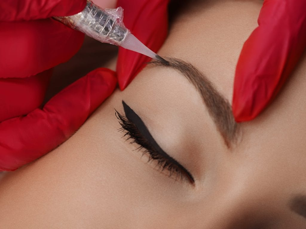 Eyebrow Filling To Enhance Your Office Makeup