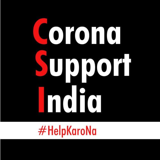 Corona Support India