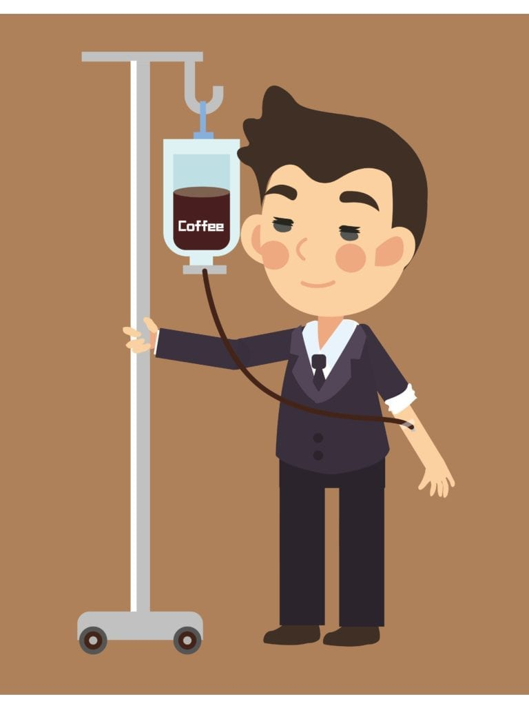 Caffeine Overload Can Cause Fatigue