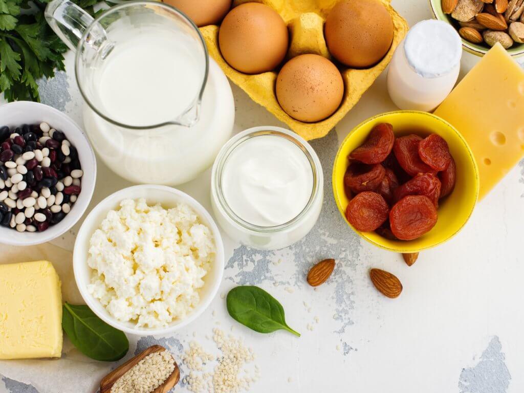 Cause Of Calcium Deficiency - Calcium Insufficient Diet