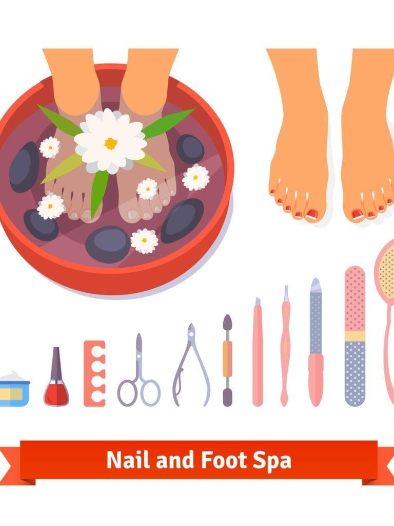 Get Rid Of Foot Pain By Applying Foot Scrub