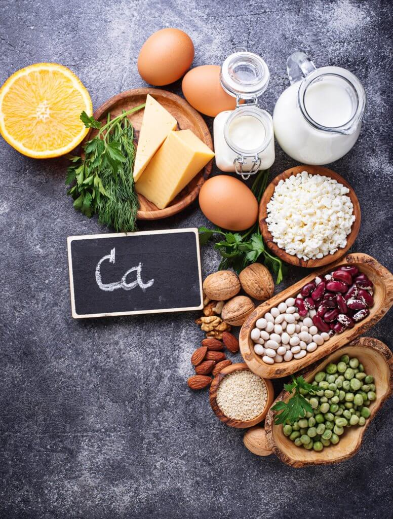 Dietary Intolerance To Foods Rich In Calcium