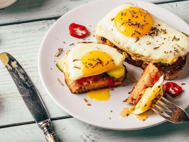 Simple To Make Egg Kejriwal Recipe