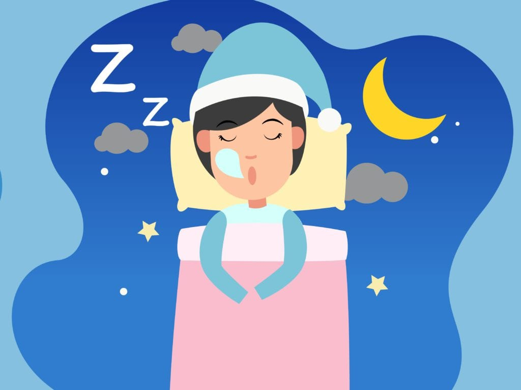 Get Enough Sleep For Fresh Start Of The Day
