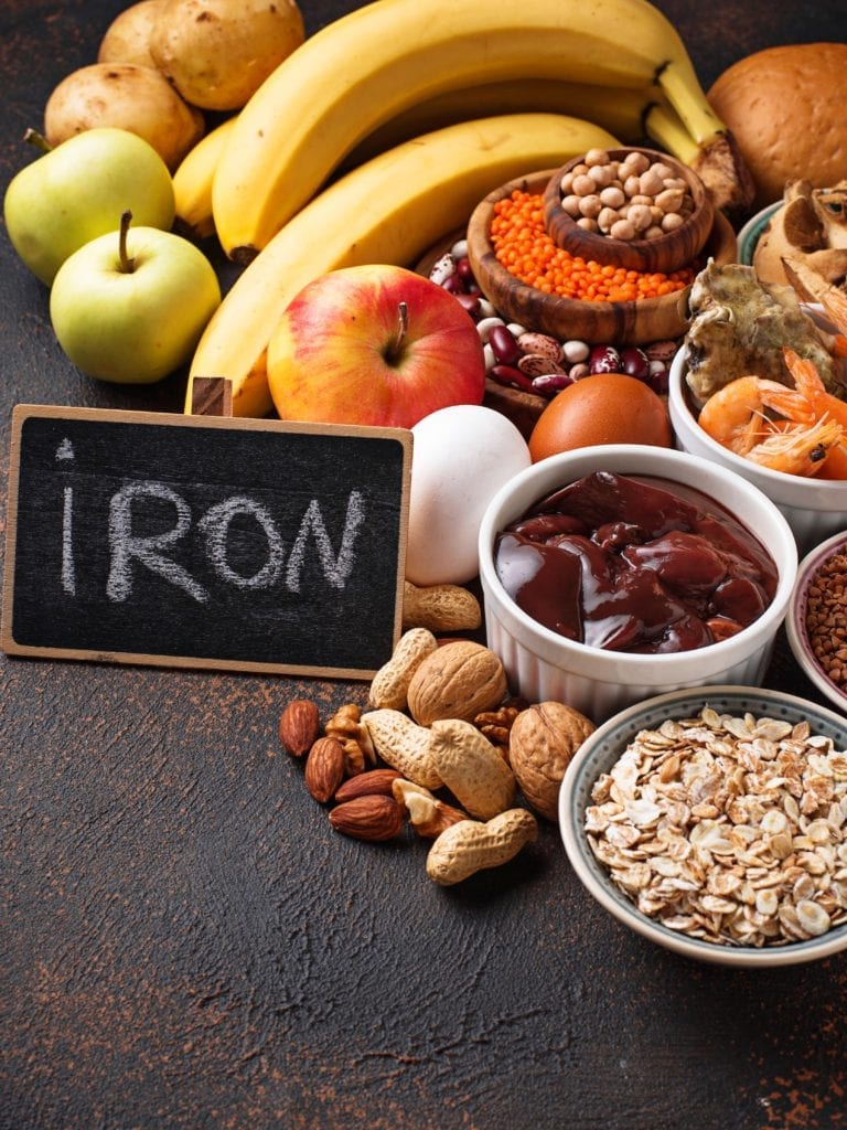 Iron Deficiency Can Cause Fatigue