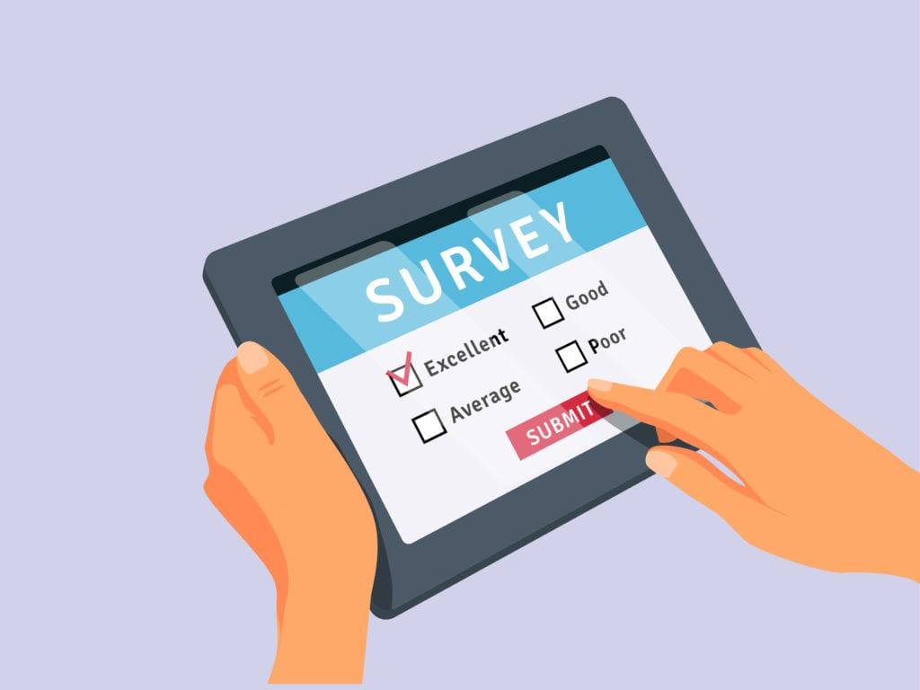 Taking Surveys For Companies