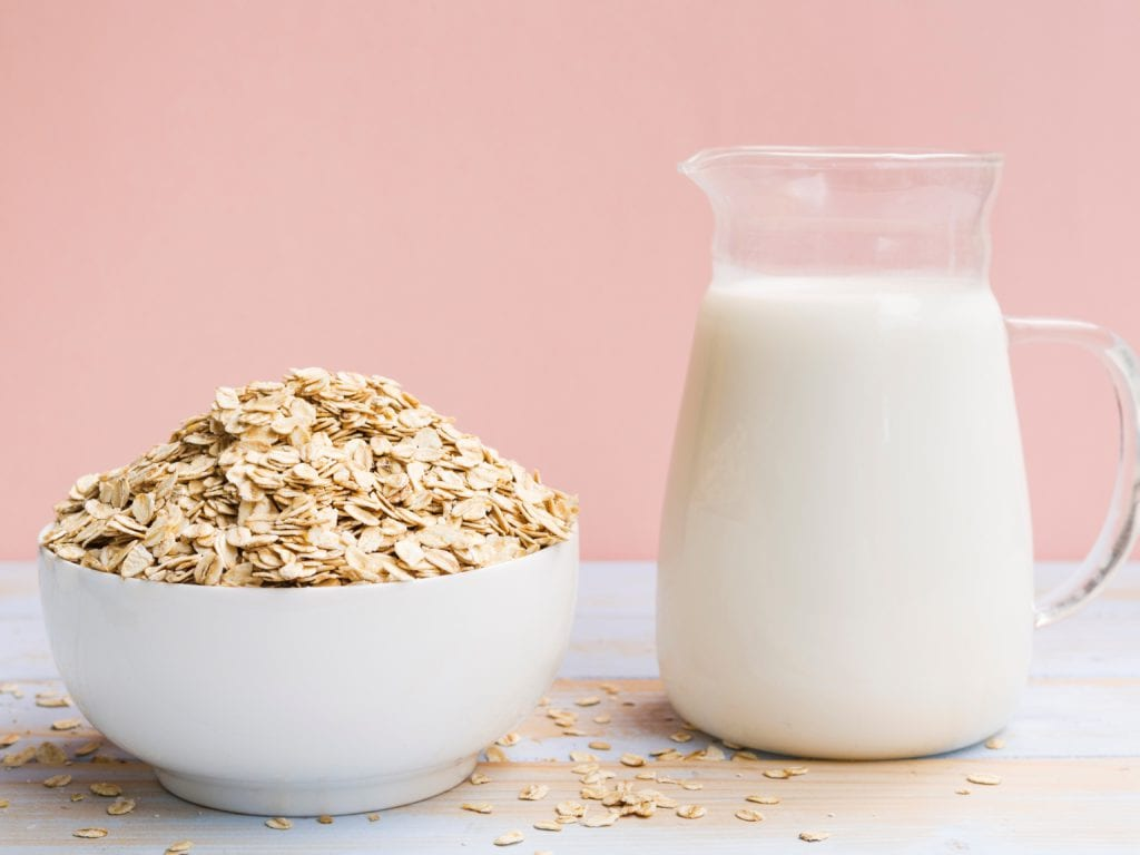 Oatmeal And Buttermilk For Tan Removal From Hands