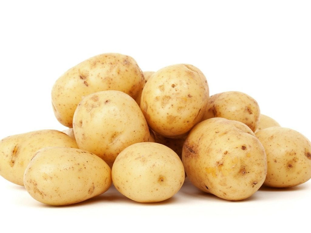 Potato And Lemon For Tanned Hands