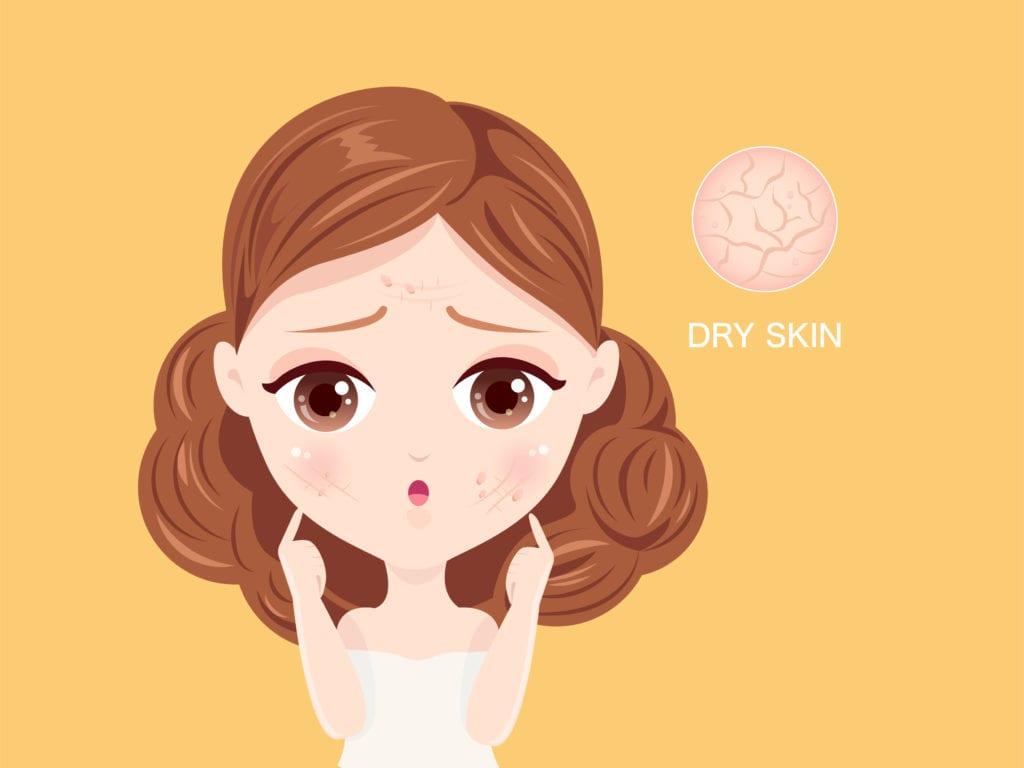 Ghee For Dry Skin