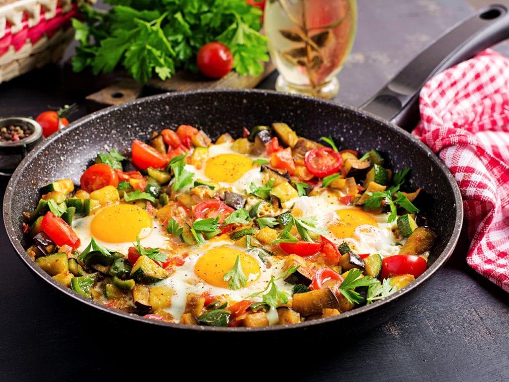 Shakshuka Egg Recipe