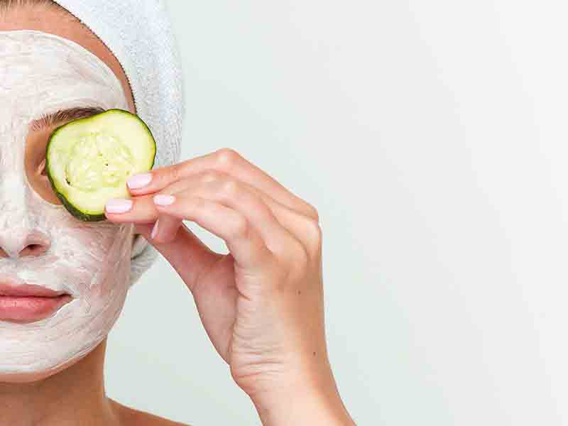 Cucumber For Eye Bags