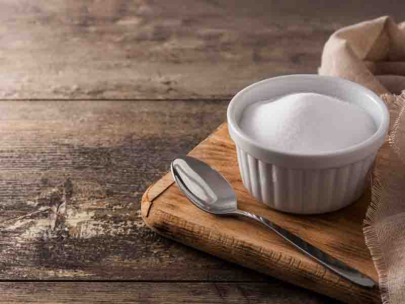 Baking Soda To Get Rid Of Smelly Armpits