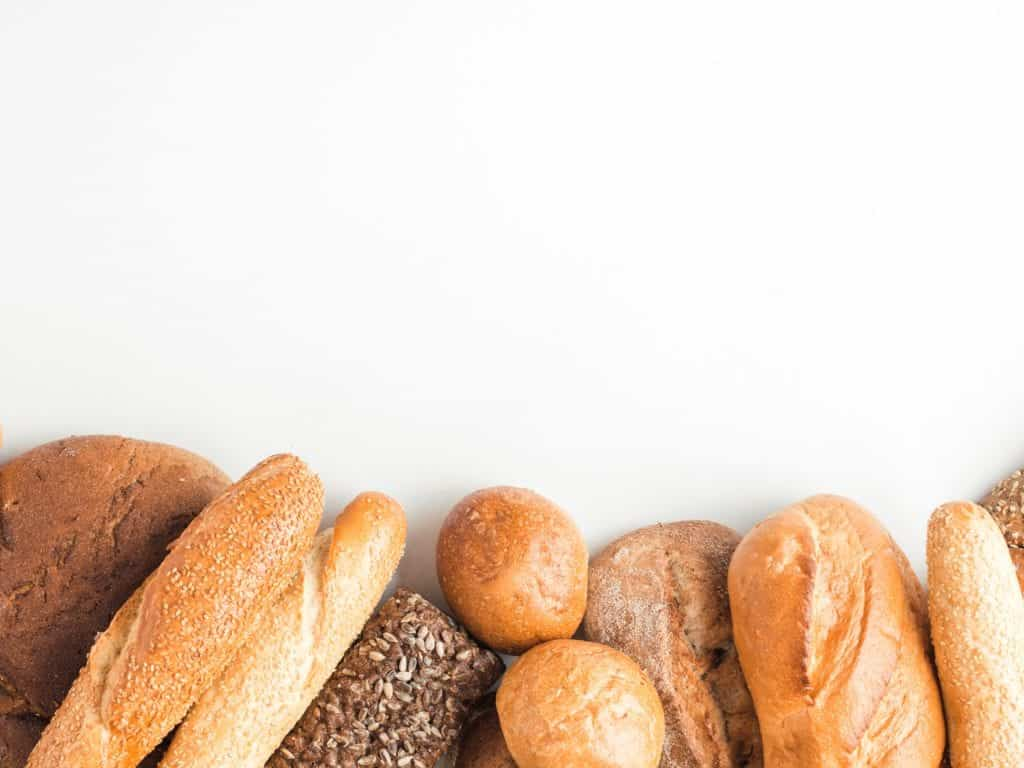 Calcium Rich Food Source - Bread