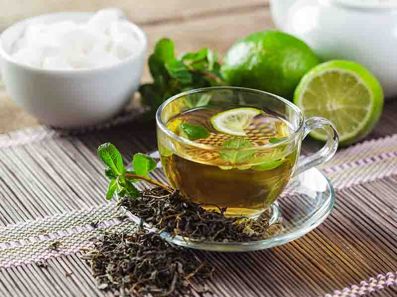 Green Tea To Get Rid Of Smelly Armpits