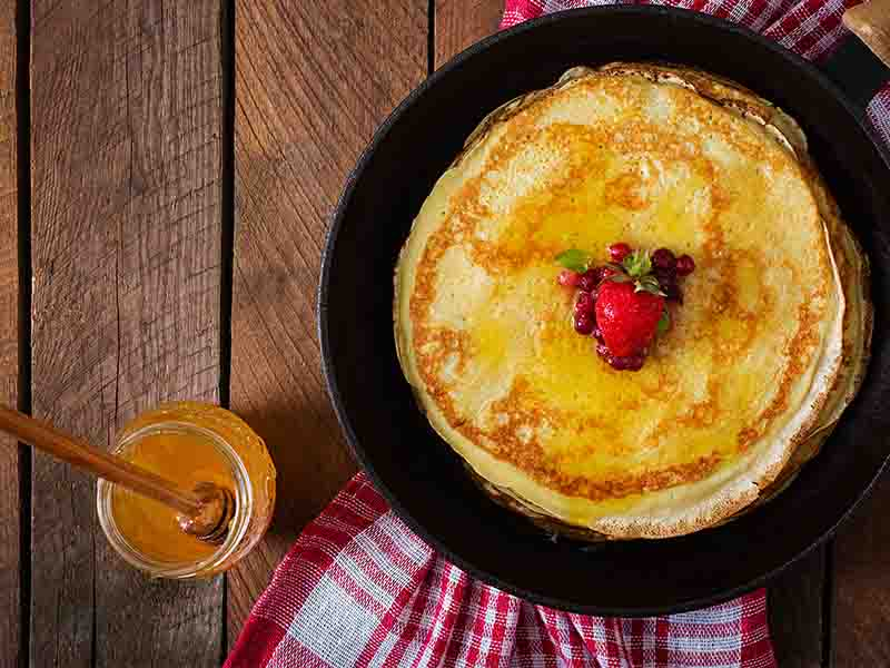 How To Make Pancakes At Home?