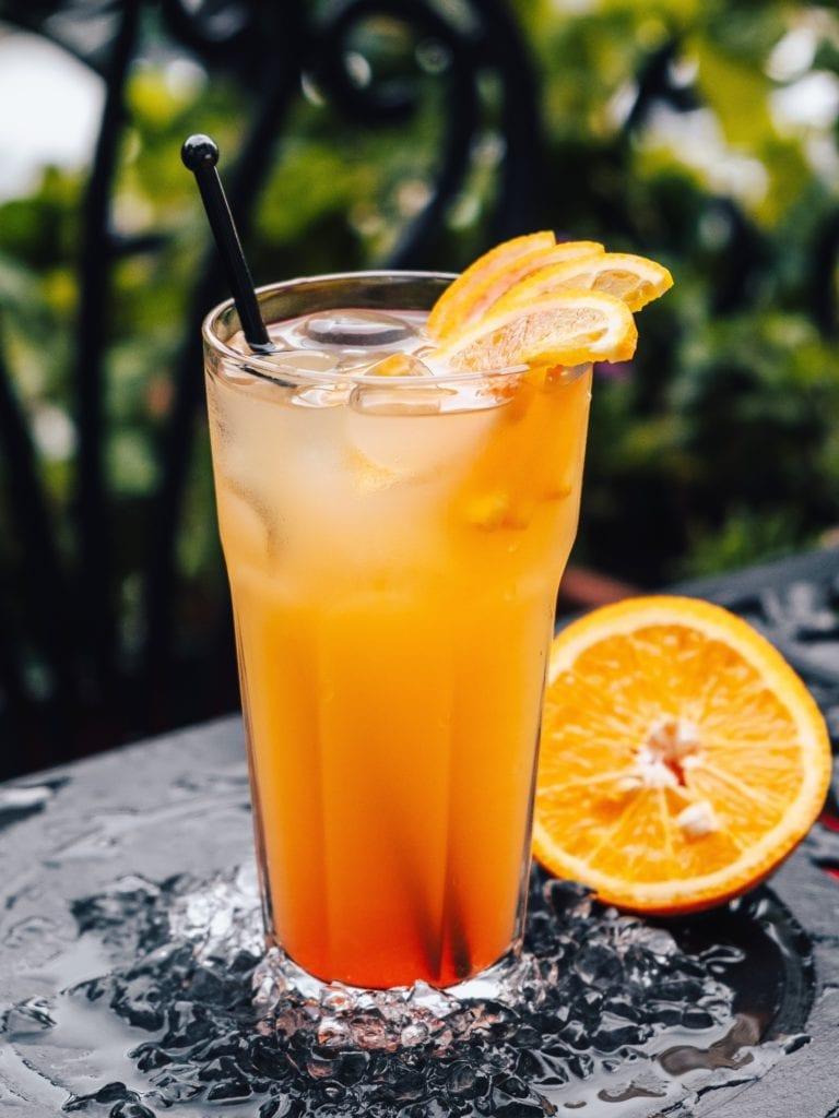 Beat Calcium Deficiency With Orange Juice