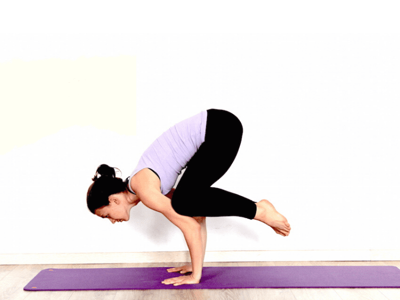 Increase Concentration At Work With Bakasana
