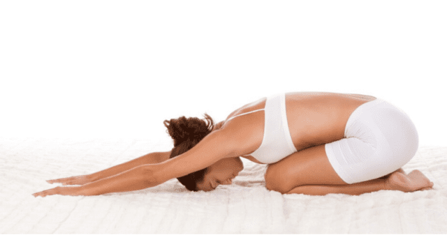 Balasana For Sleep