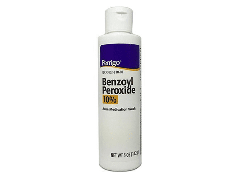 Benzoyl Peroxide For Pimple
