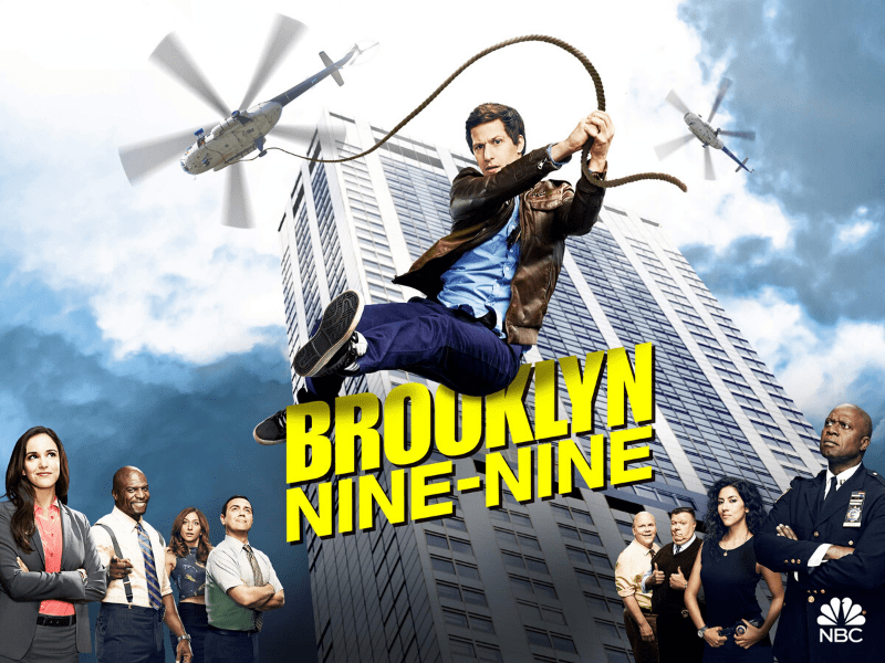 Watch Brooklyn Nine Nine With Your Family This Lockdown