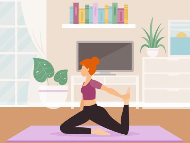 Do Cardio Exercises While Self Quarantining At Home