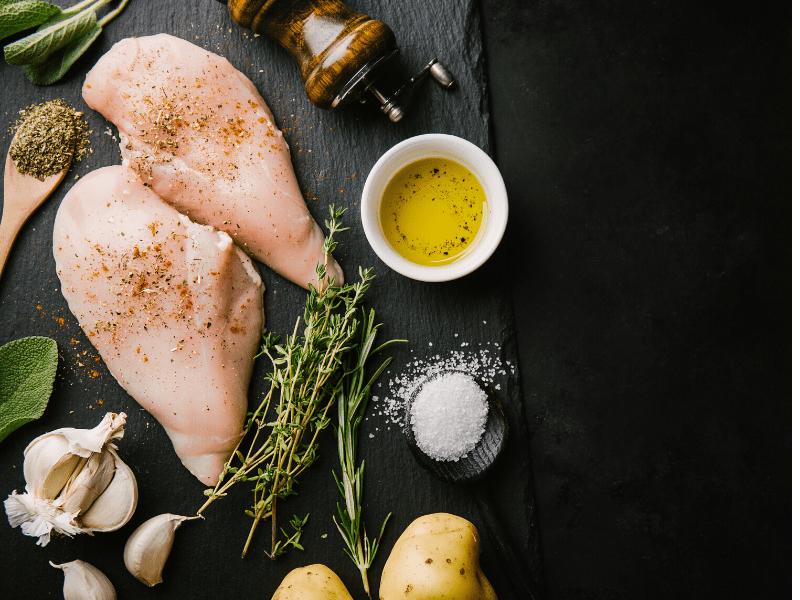 Chicken Breast - A Protein Rich Food