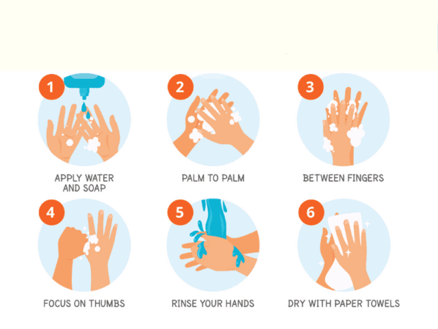 Maintain Proper Hygiene While In Self Isolation