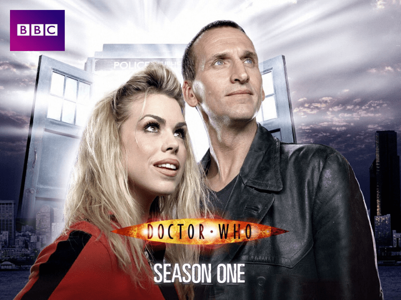 Watch Dr Who With Your Family During This Lockdown