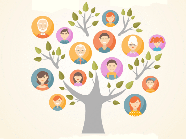 Introduce Your Kid To Family Members With Help Of Family Tree