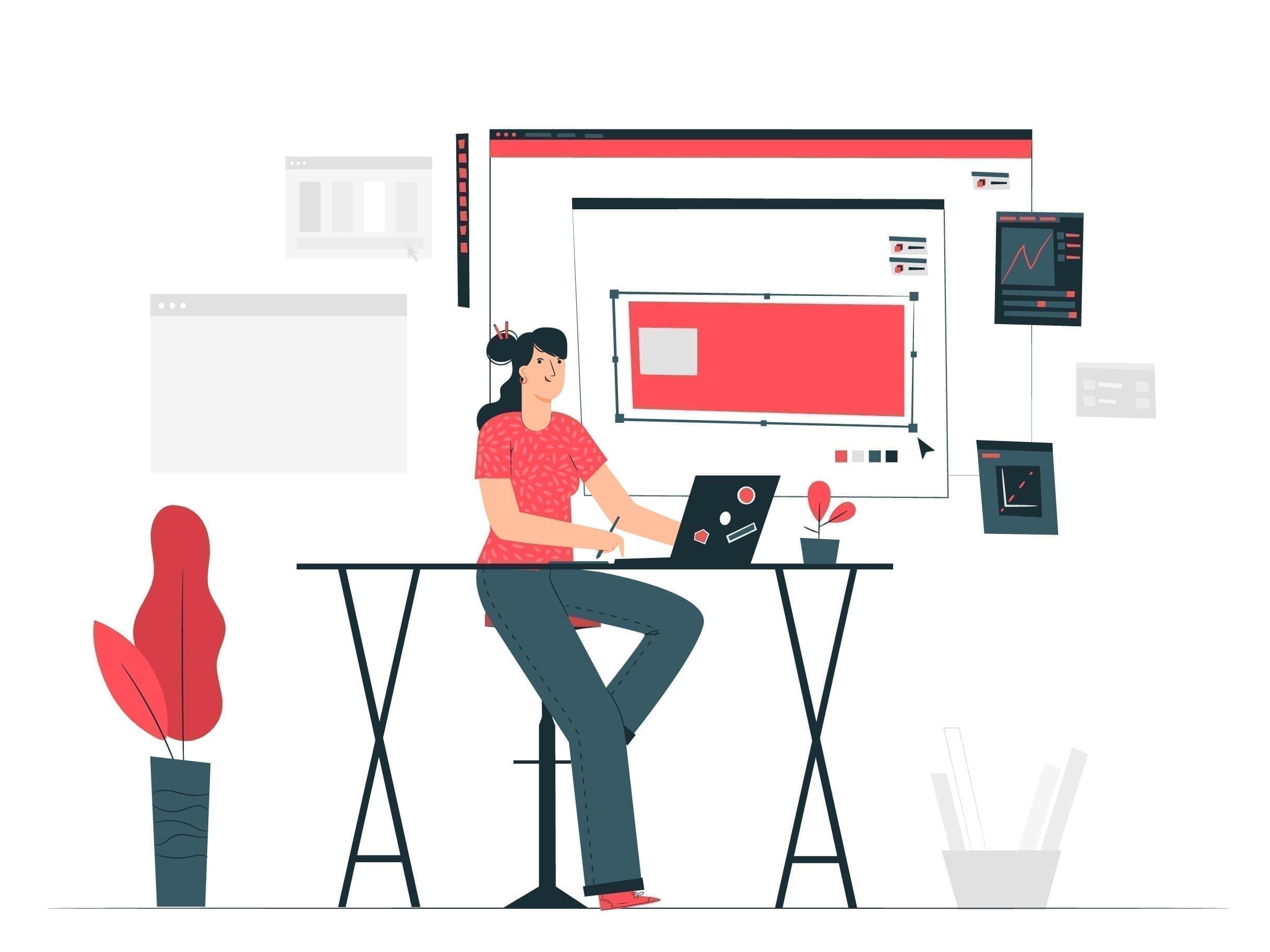 Graphic Designing/Web Designing Business