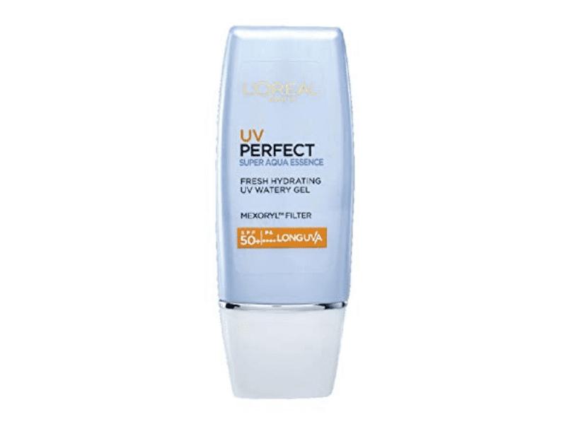 L'Oreal Paris UV Perfect Super Aqua Essence SPF 50 Sunscreen