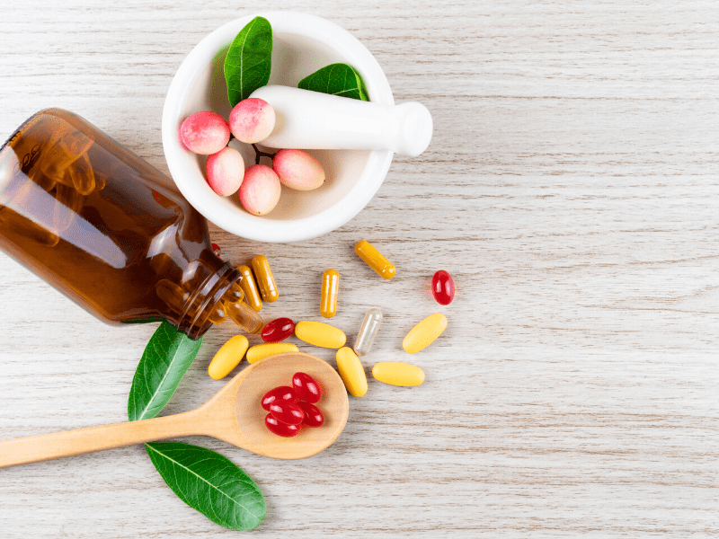 Nutritional Supplements For Hair growth