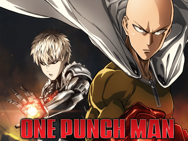 Watch One-Punch Man Movie Streaming On Netflix With Your Family