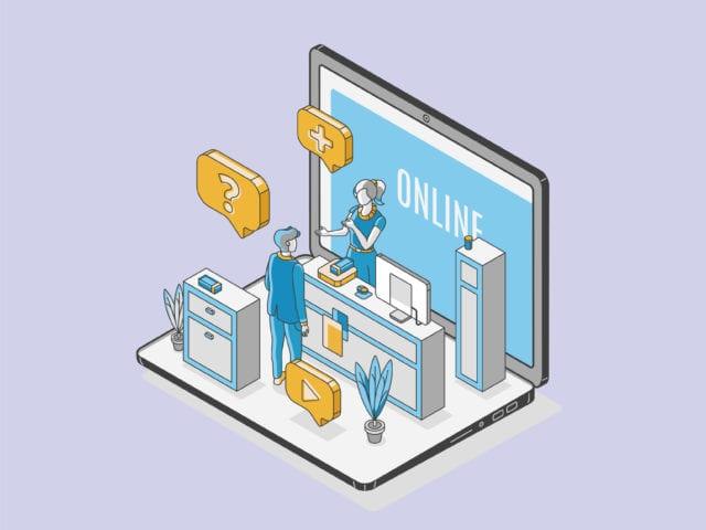 Online Sales Job