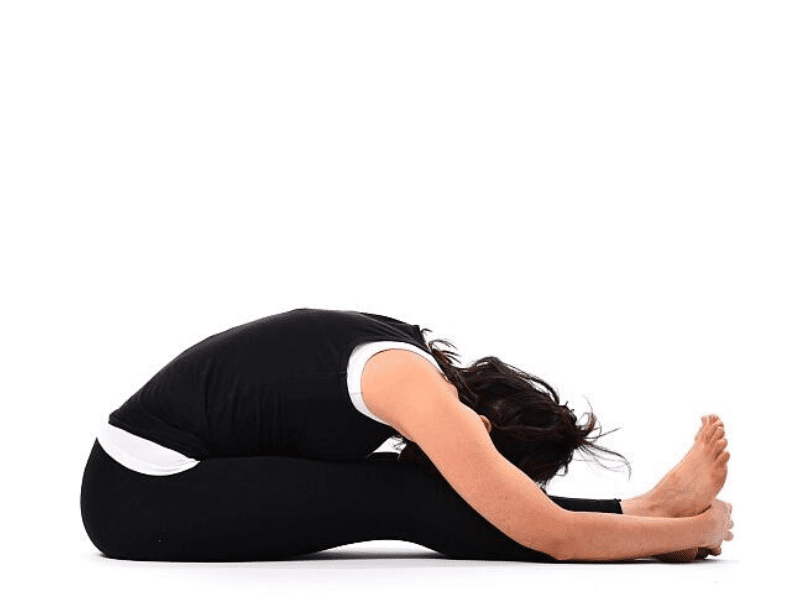 Boost Concentration At Work With Paschimottanasana