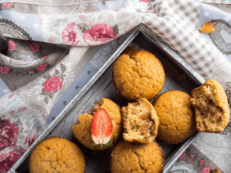 Peanut Butter Muffin Recipe