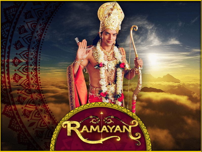 Watch Ramayan With Your Family During The Lockdown