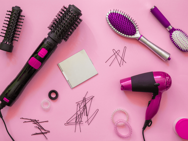 Heat Resistant Products To Prevent Hair Loss
