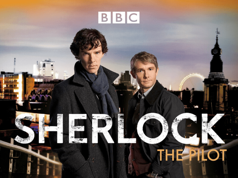 Sherlock - A Thriller Show To Watch During This Lockdown