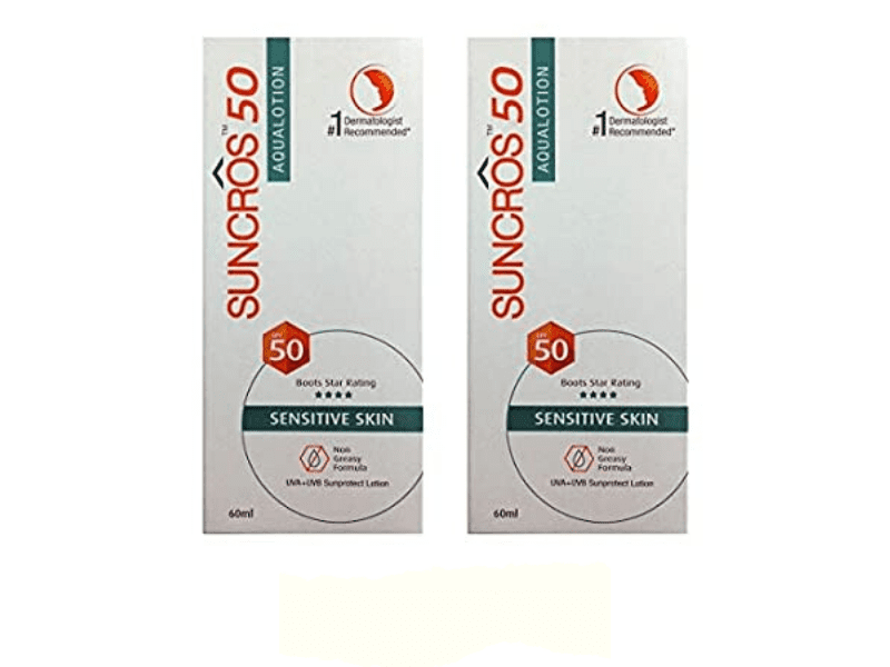 Suncros 50 Aqualotion SPF 50