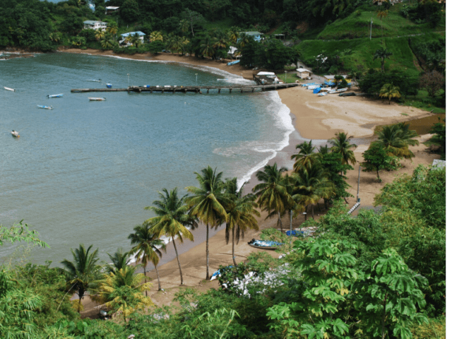 Relax & Unwind At Your Babymoon Trip To Tobago, Caribbean