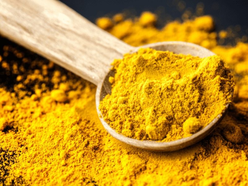 Get Rid Of Pimples With Turmeric Face Mask
