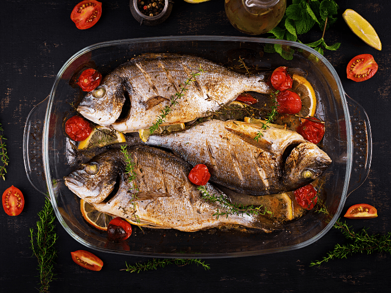 Fish - A Protein Food Source