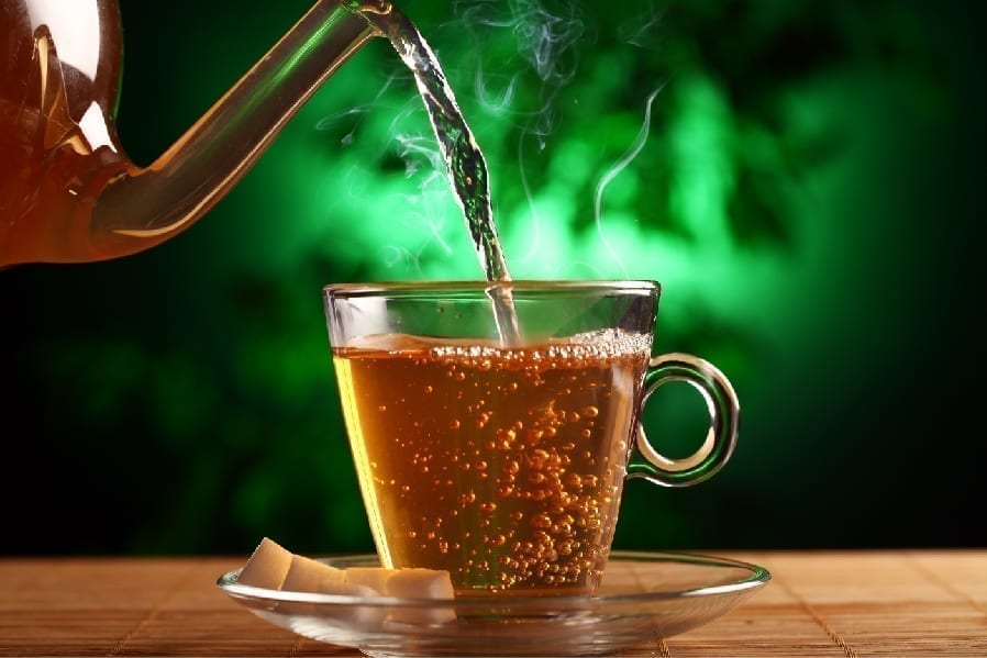 Green Tea For Pimple Removal